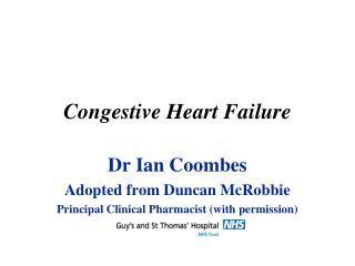 Heart failure case study powerpoint